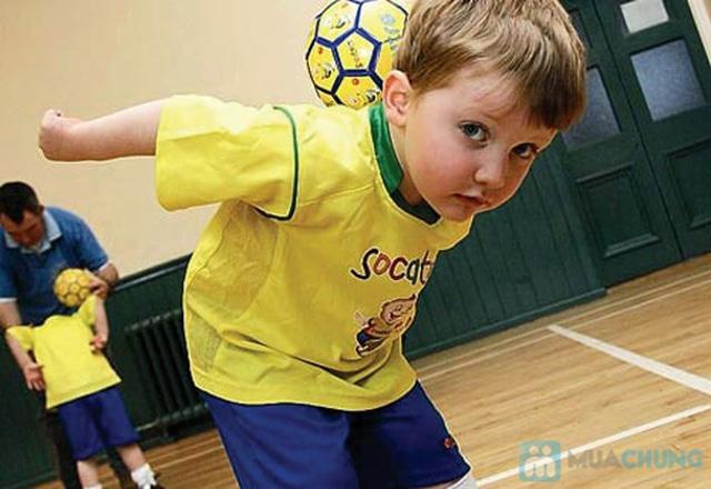 combo 2 bộ quần áo thể thao cho bé trai năng động - 2