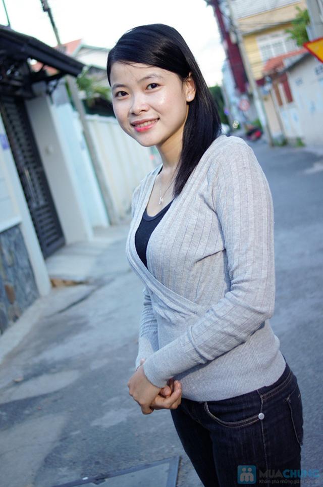 Áo len cho nữ- nét dịu dàng đáng yêu - chỉ 75.000đ / 1 cái - 7