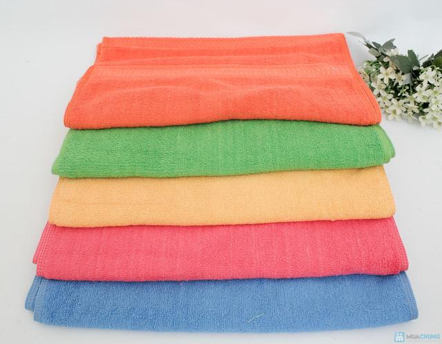 Combo 03 khăn tắm hè mềm mại - 5