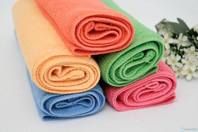 Combo 03 khăn tắm hè mềm mại - 8