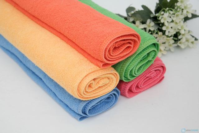Combo 03 khăn tắm hè mềm mại - 7