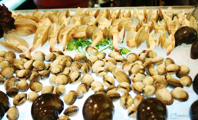 Buffet tại nhà hàng Thùy Dương - 11
