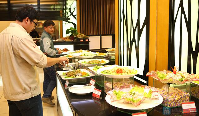 Buffet tại nhà hàng Thùy Dương - 1