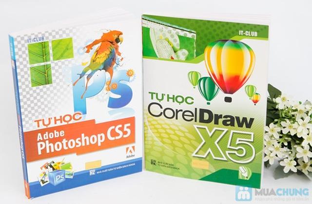 Tự học Adobe Photoshop CS5 + Tự học CorelDraw X5. Chỉ với 68.000đ - 1