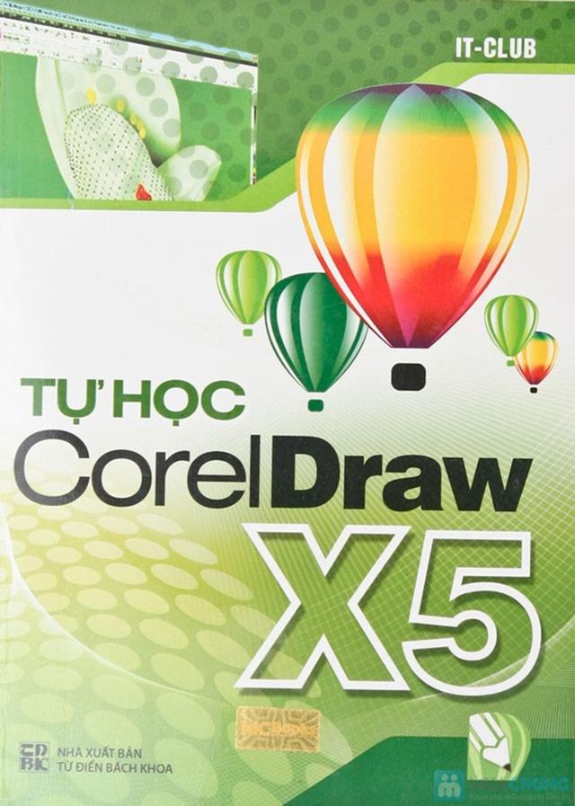 Tự học Adobe Photoshop CS5 + Tự học CorelDraw X5. Chỉ với 68.000đ - 12