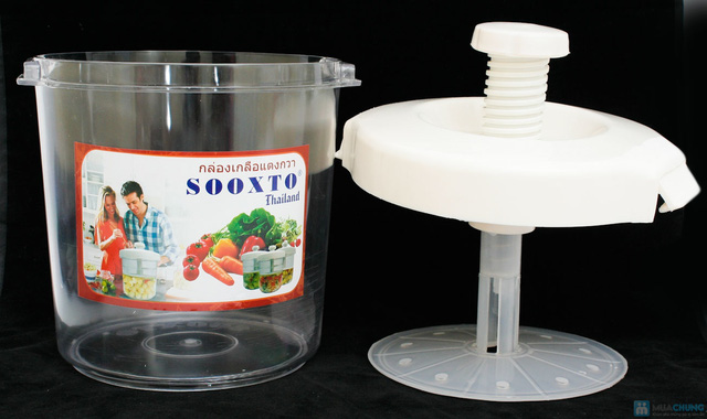 Hộp muối dưa cà SOOXTO - 6