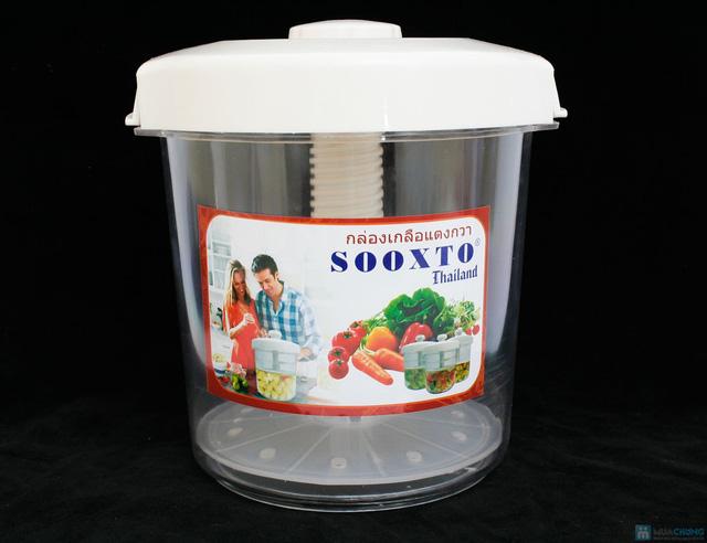Hộp muối dưa cà SOOXTO - 2