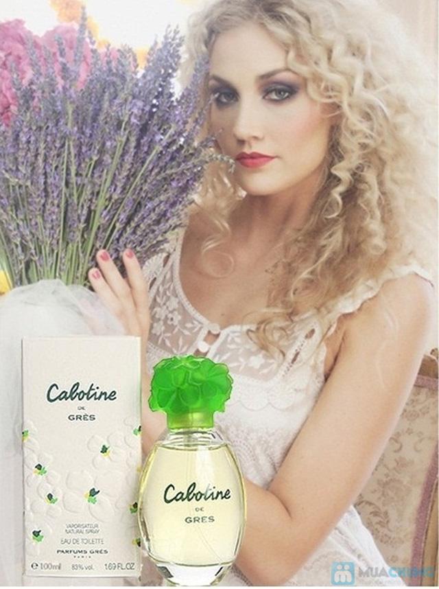 Nước hoa nữ Cabotine 100ml, xuất xứ Pháp - Chỉ 549.000đ/chai - 4