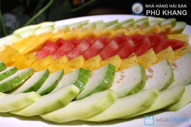 Buffet trưa  tại NH hải sản Phú Khang - Chỉ 99.000đ/ 01 người - 7