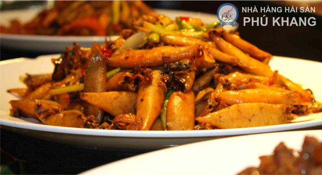 Buffet trưa  tại NH hải sản Phú Khang - Chỉ 99.000đ/ 01 người - 8