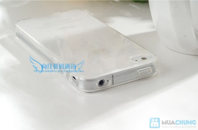 Ốp lưng Silicon cho iPhone 4/4S hoặc iPhone 5 - 6