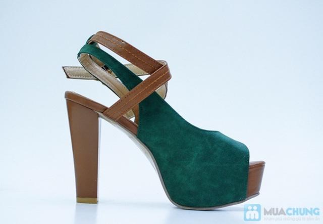 Phiếu mua Giày cao gót tại Shop T & T - Chỉ 205.000đ được phiếu 350.000đ - 2