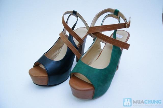 Phiếu mua Giày cao gót tại Shop T & T - Chỉ 205.000đ được phiếu 350.000đ - 10