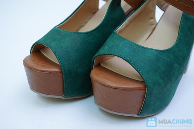 Phiếu mua Giày cao gót tại Shop T & T - Chỉ 205.000đ được phiếu 350.000đ - 1