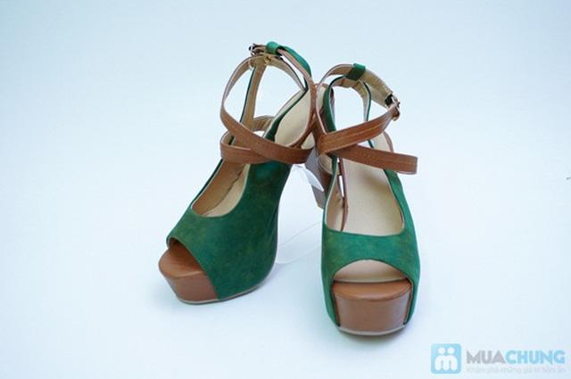 Phiếu mua Giày cao gót tại Shop T & T - Chỉ 205.000đ được phiếu 350.000đ - 4