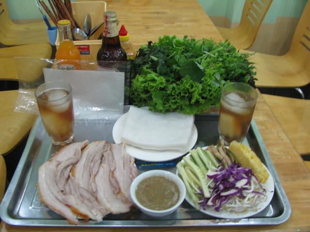 Bánh Tráng Cuốn Thịt Heo Nhà Hàng Hoàng Bèo dành cho 2 người - 6