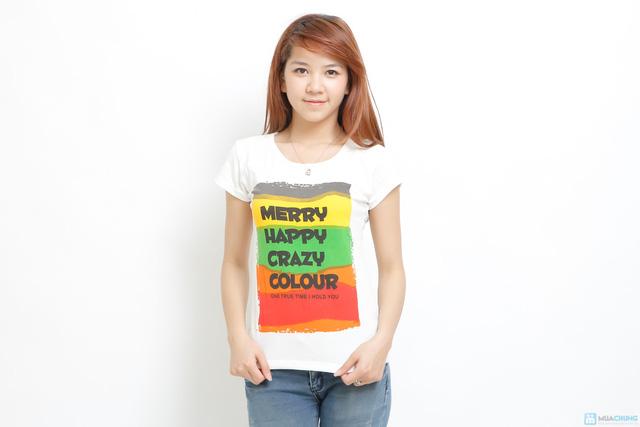 Combo 2 áo phông cực xì teen và trẻ trung - 2
