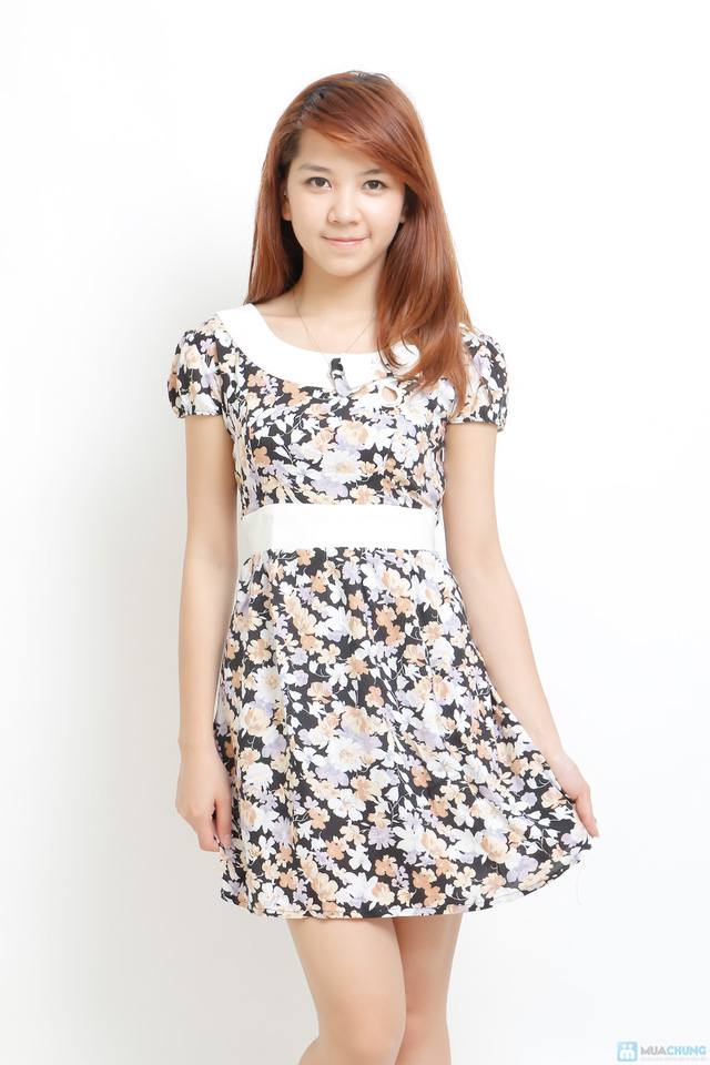 Váy lanh điệu đà - 12