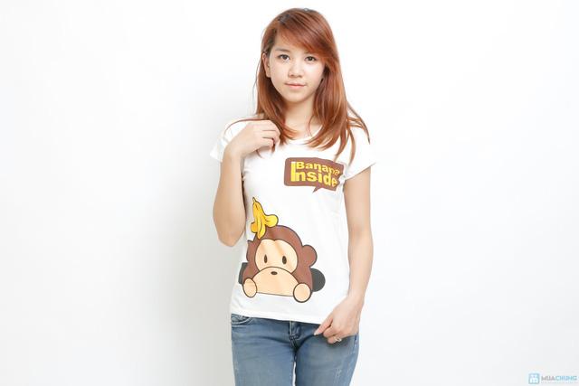 Combo 2 áo phông cực xì teen và trẻ trung - 7