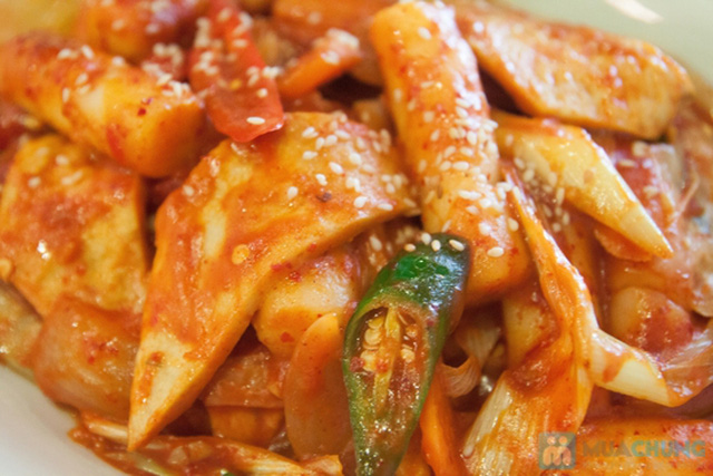 Lựa chọn 01 trong 02 set menu dành cho 01 người tại  Quán Kim Chi Ngon - Chỉ 66.000đ - 8