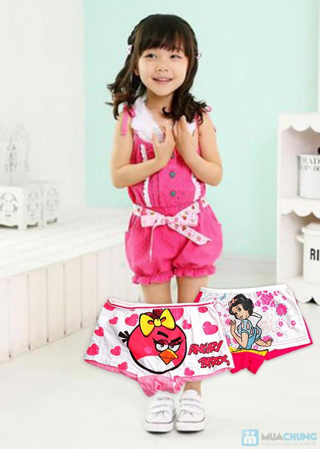 Combo 04 quần chip Short Disney cho bé gái - Chỉ 90.000/ 4 cái - 7