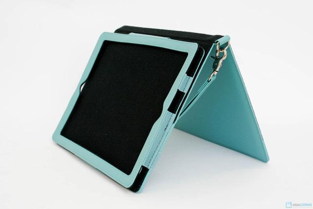 Bao da iPad Holder chính hãng GrandLuxe - 4