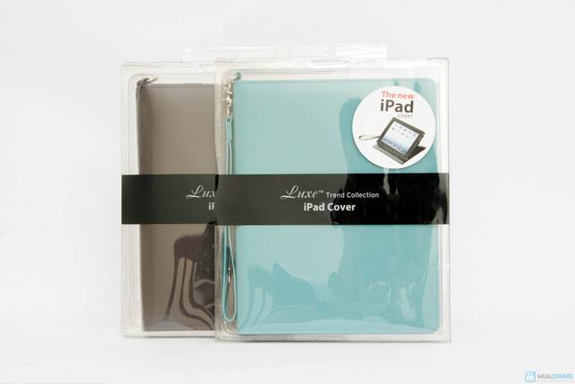 Bao da iPad Holder chính hãng GrandLuxe - 1