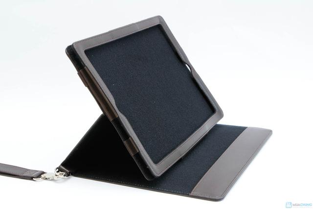 Bao da iPad Holder chính hãng GrandLuxe - 3