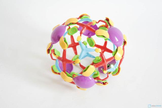 Bộ đồ chơi cho bé gái (vỉ đồ chơi đồ dùng bác sĩ + bóng biến hình + điện thoại 3 nút bấm + búp bê nhỏ) - 8