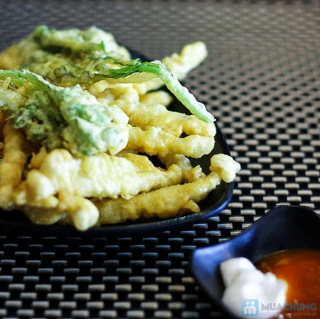 Set ăn Nhật Bản phong phú dành cho 4 người tại Nhà hàng Sumo Boy - Chỉ 435.000đ - 4