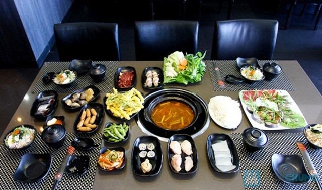 Set ăn Nhật Bản phong phú dành cho 4 người tại Nhà hàng Sumo Boy - Chỉ 435.000đ - 2