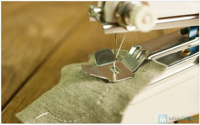 Máy khâu cầm tay chạy bằng pin Handy Stitch - 2