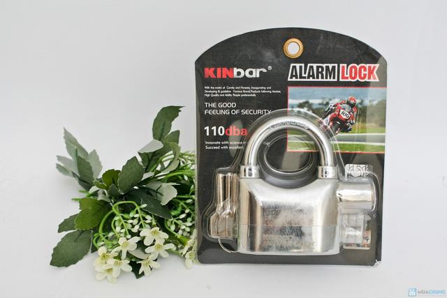 Khóa chống trộm xe máy Kinbar 110 - 3