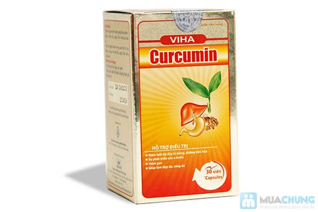 Viên nang tinh chất nghệ Curcumin - Chỉ 150.000đ - 1