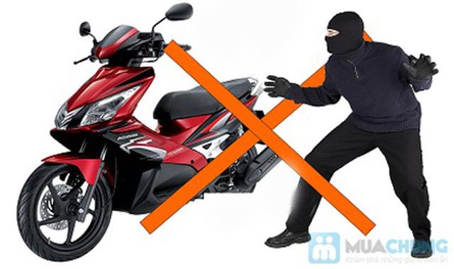 Khóa chống trộm xe máy Kinbar 110 - 9