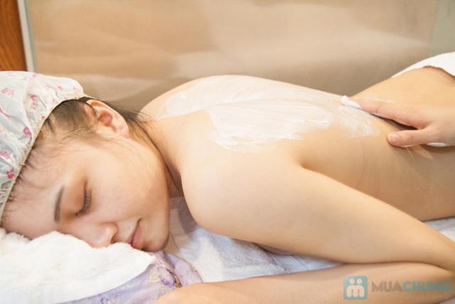 Dịch vụ tắm trắng da toàn thân bằng thuốc bắc tại Chăm sóc da Thanh Thủy - Chỉ 220.000 - 1