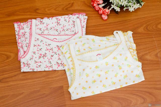 Combo 2 bộ quần áo xinh xắn cho bé gái - 2