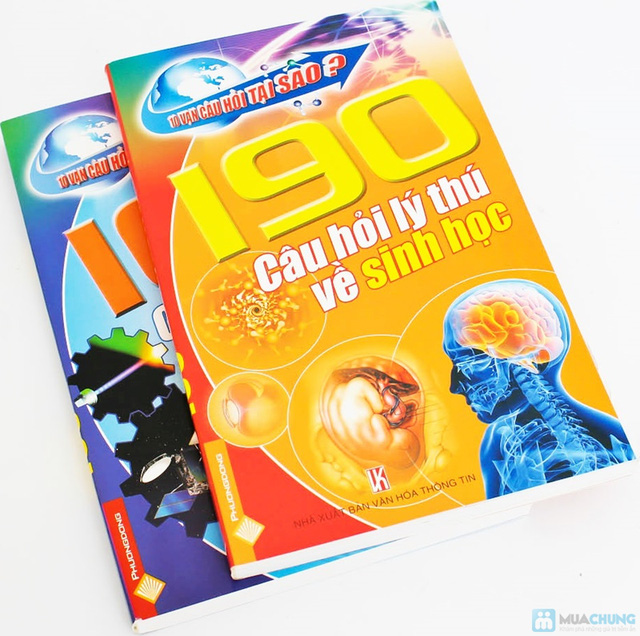 168 câu hỏi lý thú về vật lý + 190 câu hỏi lý thú về sinh học - 2