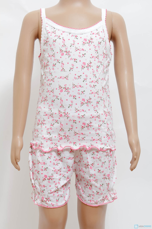 Combo 2 bộ quần áo xinh xắn cho bé gái - 5