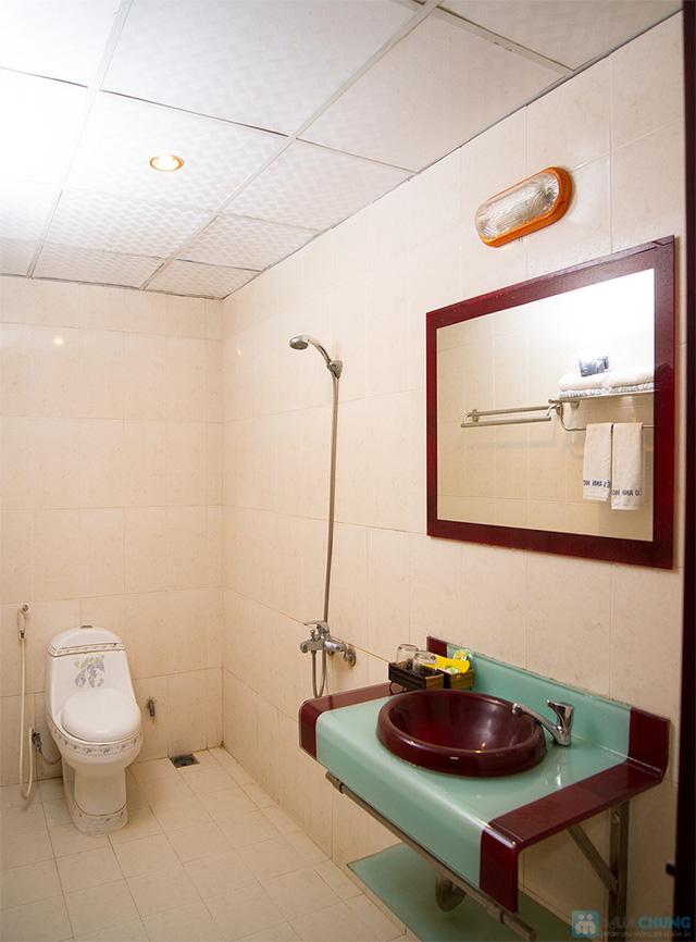 Nghỉ phòng Superior tại Khách sạn Kiều Anh Vũng Tàu, miễn phí Buffet sáng và Ăn tối (hoặc ăn trưa). Ưu đãi hấp dẫn chỉ 548.000đ/đêm - 1