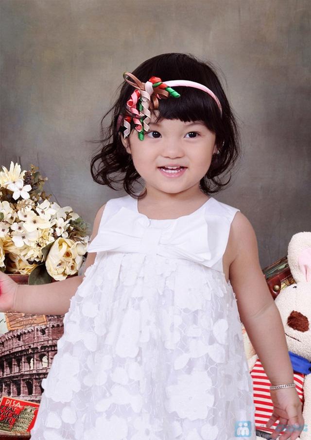DV chụp ảnh cho bé tại Studio HD - 5