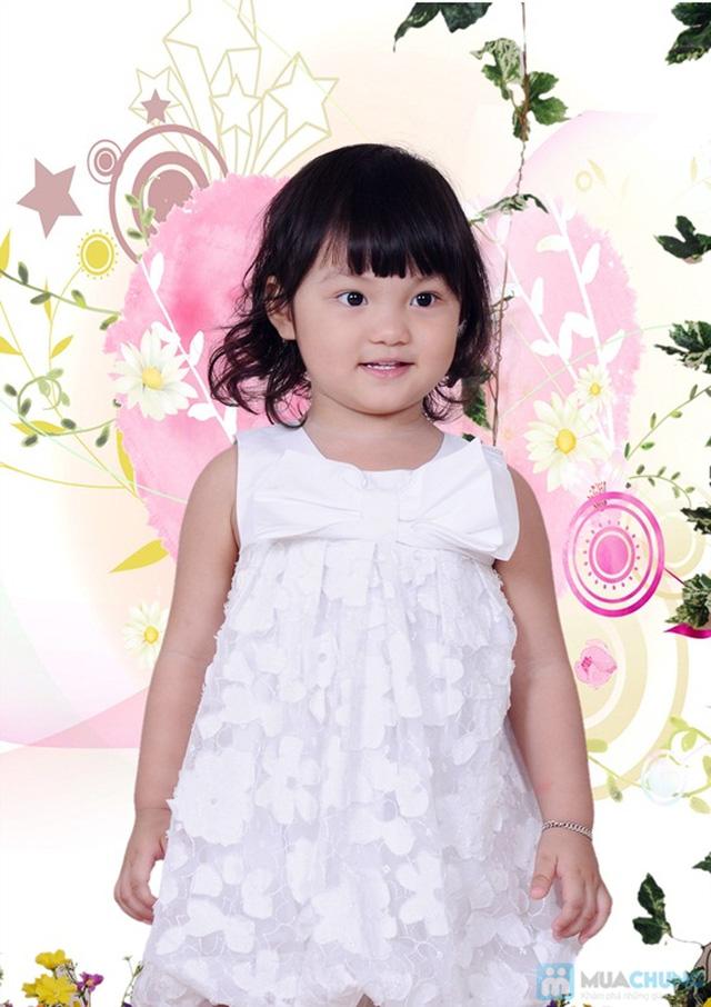 DV chụp ảnh cho bé tại Studio HD - 9