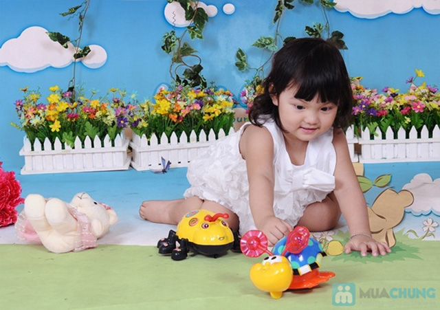 DV chụp ảnh cho bé tại Studio HD - 6