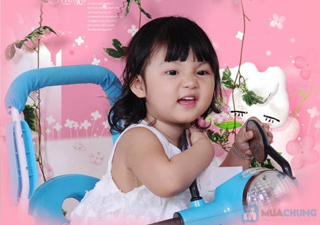 DV chụp ảnh cho bé tại Studio HD - 7
