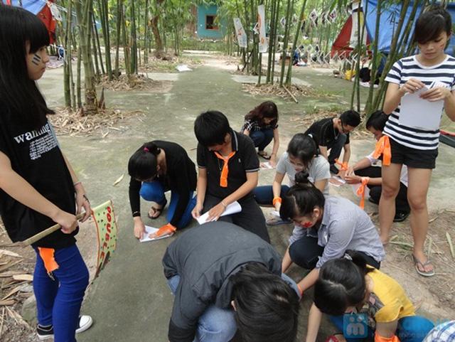 2 ngày tham gia hội trại giao lưu dã ngoại với người nước ngoài tại Khu du lich sinh thái BÒ CẠp VÀNG - 4