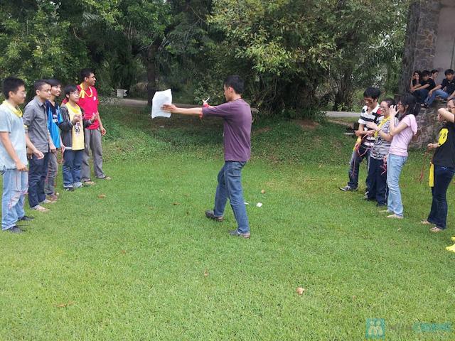 2 ngày tham gia hội trại giao lưu dã ngoại với người nước ngoài tại Khu du lich sinh thái BÒ CẠp VÀNG - 2