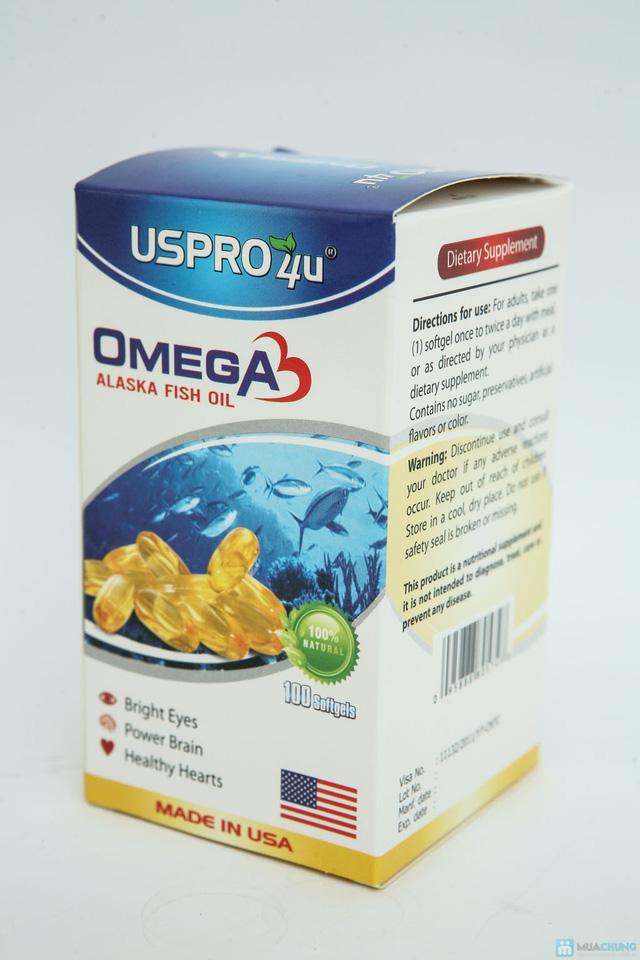 TPCN Omega3 lọ 100v nhập khẩu Mỹ - 5