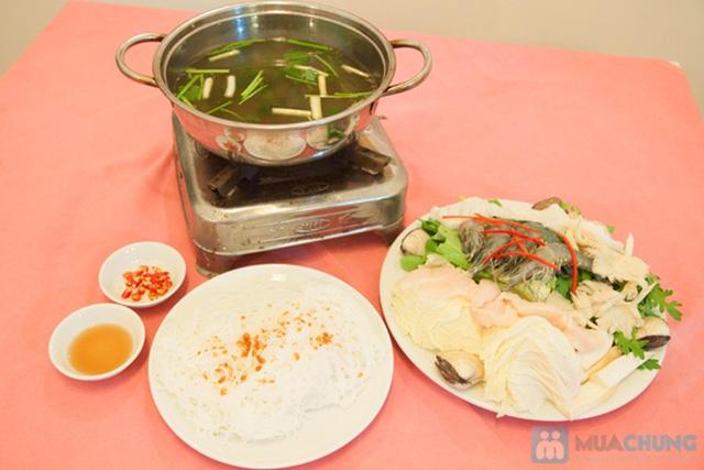 Set ăn 7 món dành cho 4- 5 người tại Nhà Hàng Vietheritage - Chỉ 375.000đ - 14