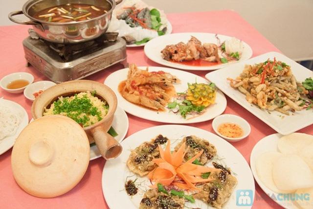 Set ăn 7 món dành cho 4- 5 người tại Nhà Hàng Vietheritage - Chỉ 375.000đ - 18