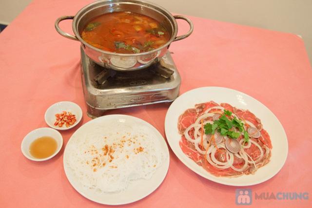 Set ăn 7 món dành cho 4- 5 người tại Nhà Hàng Vietheritage - Chỉ 375.000đ - 12
